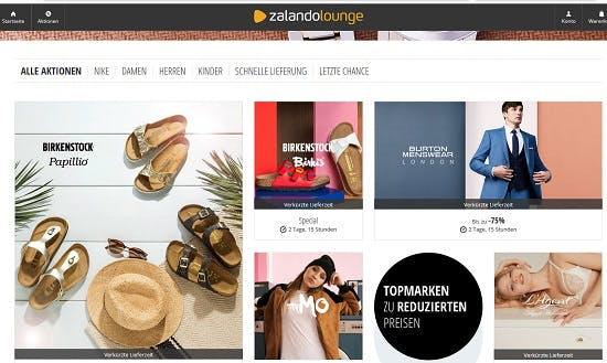 Zalando Lounge Gutschein Juni 2021